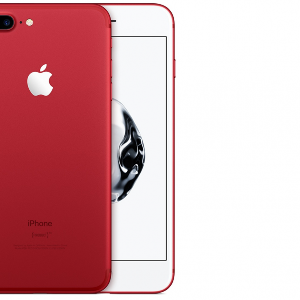 iphone 7 plus 128gb red iphone reconditionn certideal. Black Bedroom Furniture Sets. Home Design Ideas