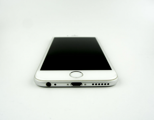 iPhone 6 16Go Argent SANS TOUCH ID