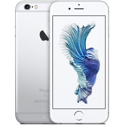 iPhone 6s 128 GB Plata