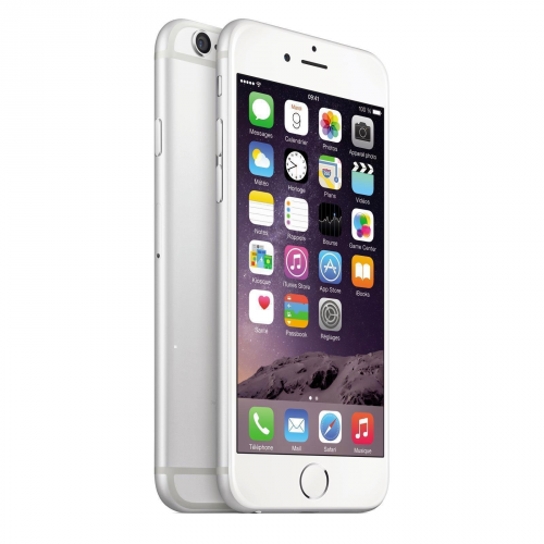 iPhone 6 Plus 128 Go Argent