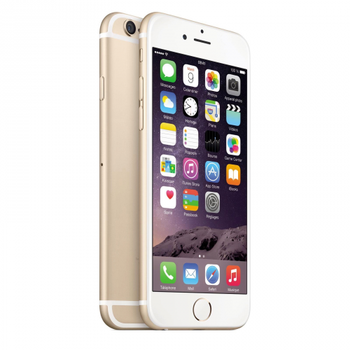 iPhone 6 Plus 128 Gb Oro