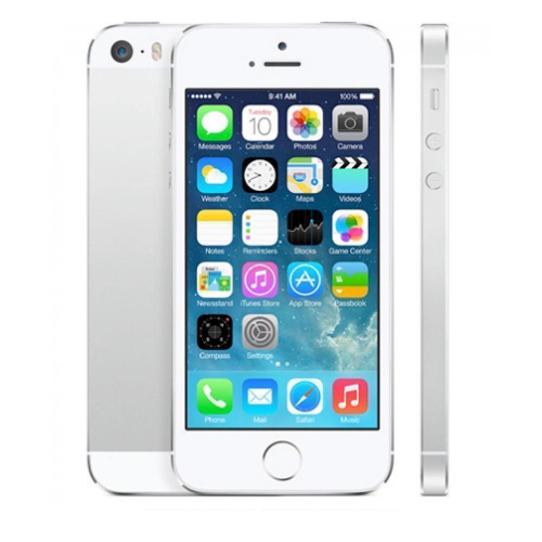 iPhone 5S 16GB Plata