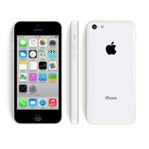 iPhone 5C 16 Go blanco