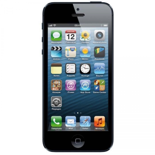 iPhone 5 16 noir