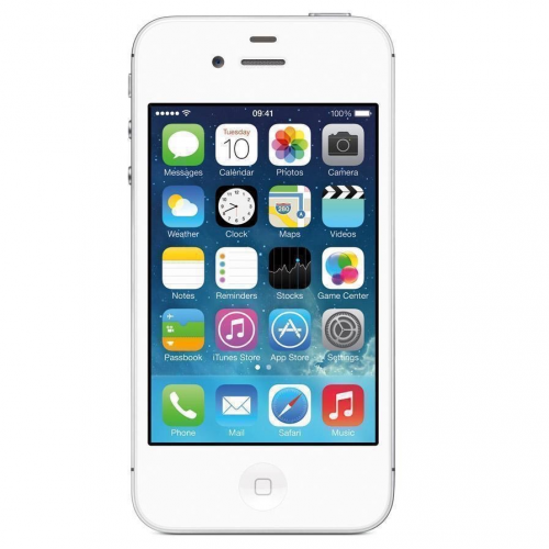 iPhone 4S 16Go Blanc