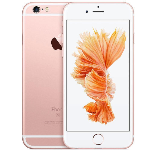 iPhone 6S 128 Or Rose