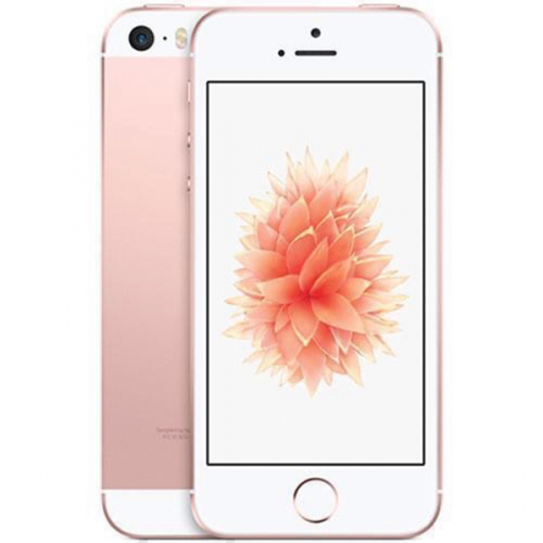 iPhone SE 32 Go Or Rose