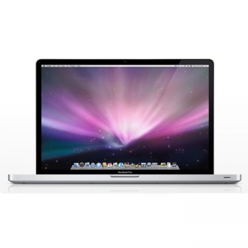 Macbook Pro 500GB HDD Gris 17""