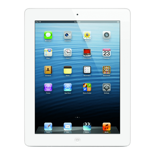 iPad 4 32Gb WIFI Plata