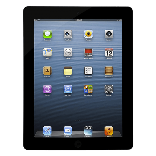 iPad 4 64 GB Wifi Gris
