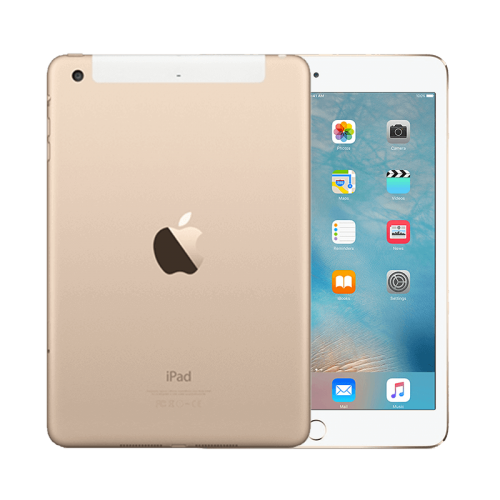 iPad mini 3 128GB Oro
