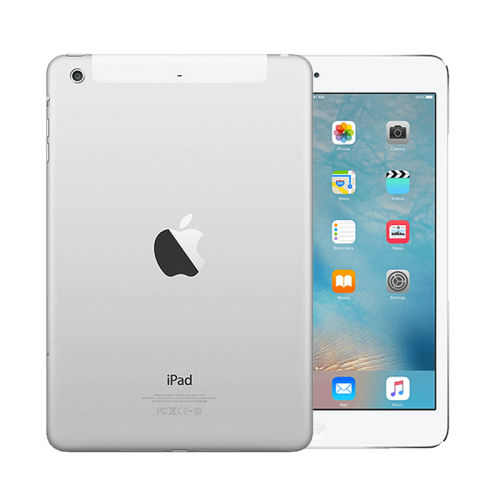 iPad Mini 3 64GB Plata