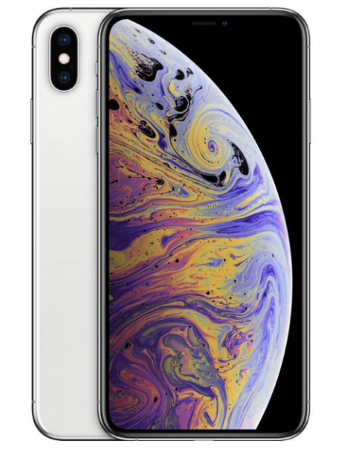 iPhone XS 64 Gb Plata