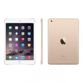 iPad Mini 3 64 Go Wifi Or