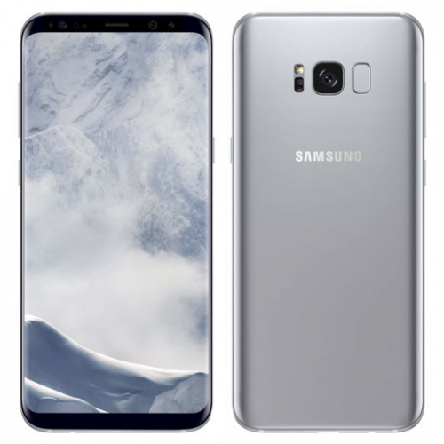 Samsung Galaxy S8 Plus 64 Gb Plata