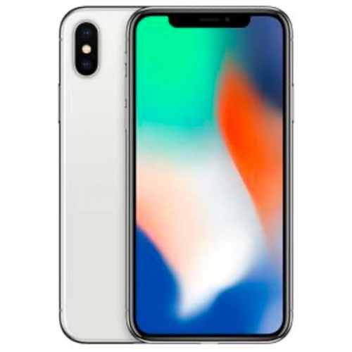 iPhone X 256 Gb Argento