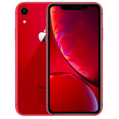 iPhone XR 128 Go Rouge