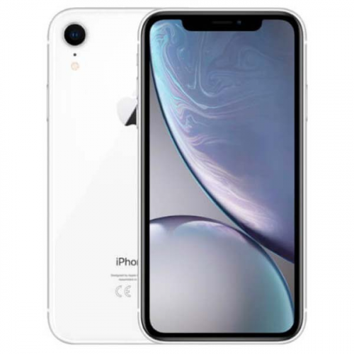 iPhone XR 256 Go Blanc