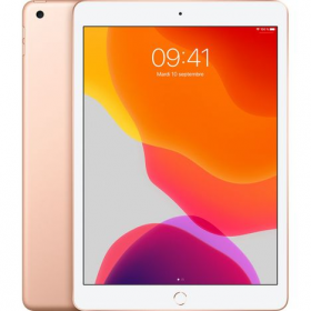 iPad 7 32 Go WiFi + 4G Or Rose