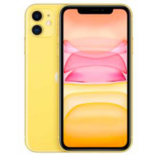 iPhone 11 64 Gb Amarillo