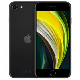 iPhone SE 64 Gb Negro - 2da generación