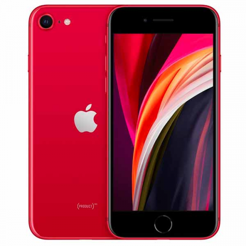 iPhone SE 64 Gb Rojo - 2da generación