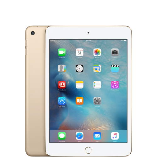 iPad Mini 4 64 Go Wifi + 4G Or