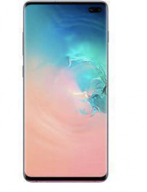Samsung Galaxy S10 plus Blanc