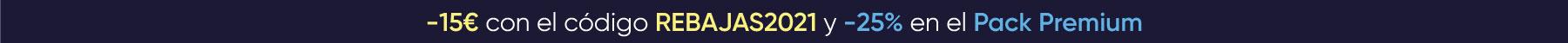 El finde del Aviento: -10€ con el codigo NAVIDAD2020